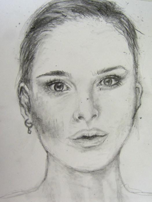Natalie Portman by CinderFall